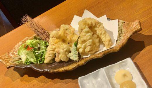 上京グルメ物語(19)大分料理でやつがい(晩酌)するなら宝町「銀座 大海」へ行くっちゃ!
