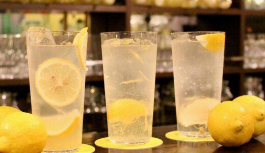 広島出身者は、赤坂のレモンサワー専門店へ行け!