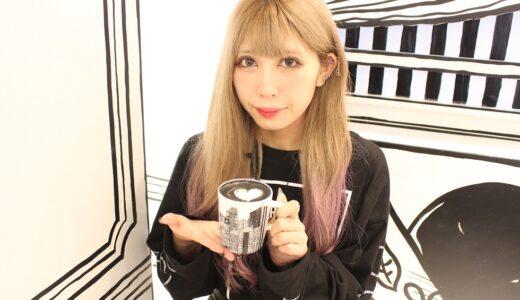韓国発!おしゃれな二次元cafe♡