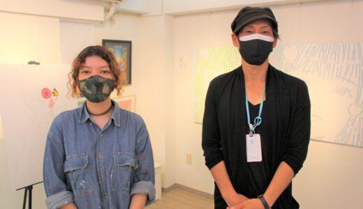 「変化を創る」がテーマの現代アート企画展「#CWA展」をレポート!